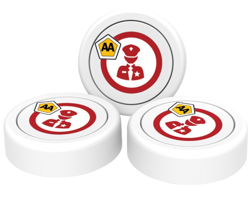 AA Armed Response Panic Button
