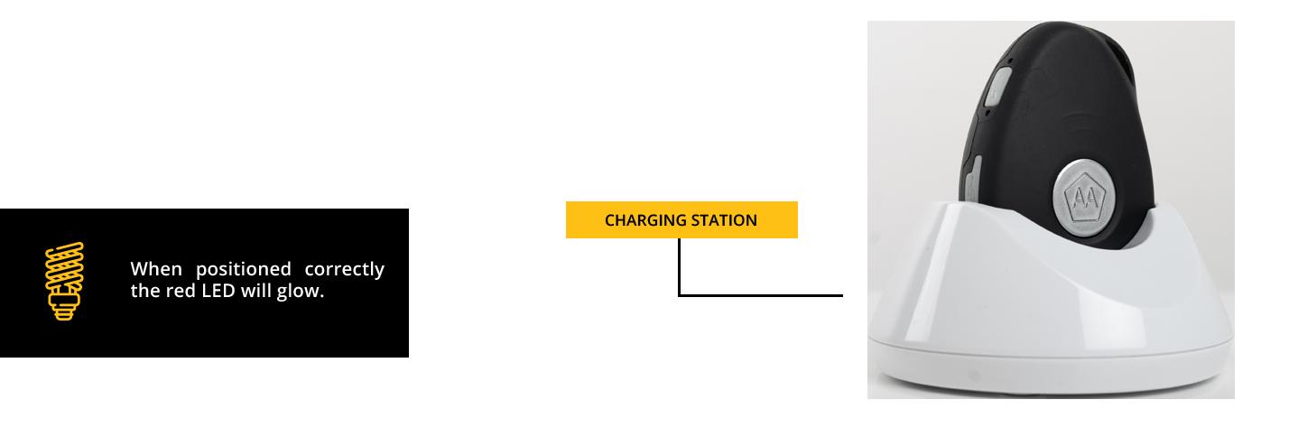 Rem-i Amica Charging Port