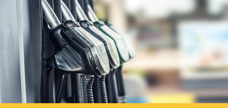 Firmer oil pushes fuel higher