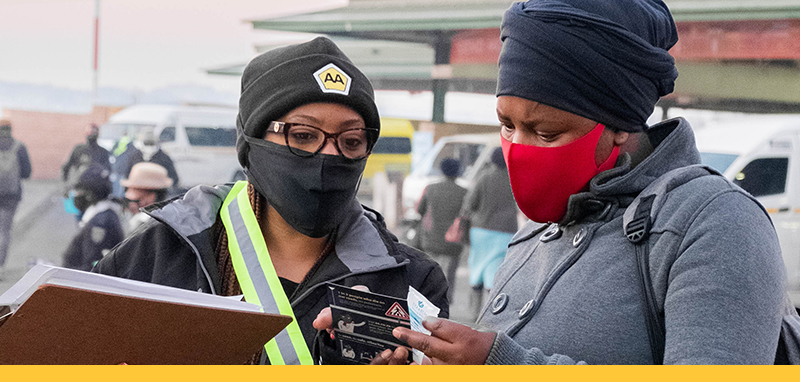 More than 27 million pedestrians on SA roads daily Can you see them?