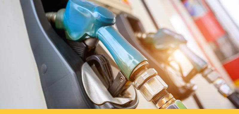 Petrol up, diesel down, as oil retreats