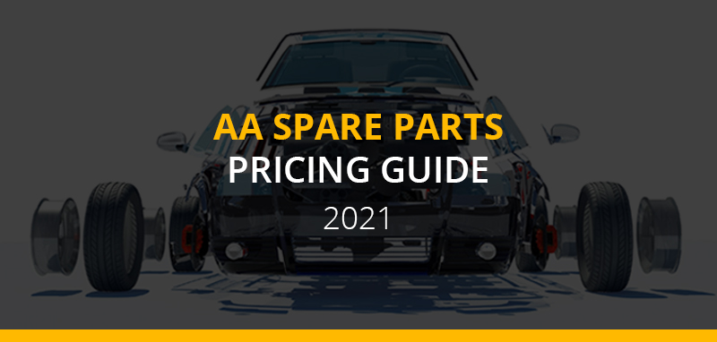 Inaugural AA Spare Parts Pricing Guide released