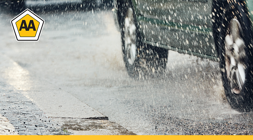 Driving in the rain? Tips to stay in control at all times. Be safe not sorry.